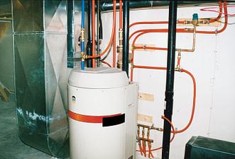 Kitec Plumbing Hot Water Heater